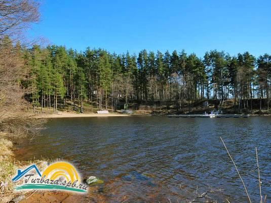 рыбалка на реке бурная приозерский район
