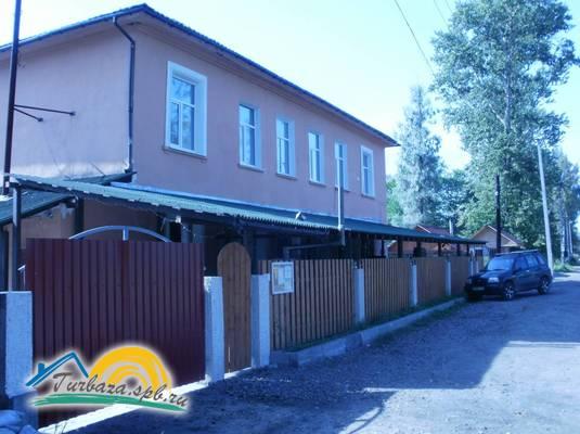 Гостиница в Синявино-2