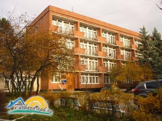 Санаторий-профилакторий «Приладожский»