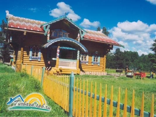 Туристическая деревня «Мандроги»