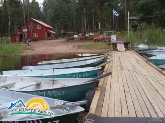 базы рыболовные санкт-петербург