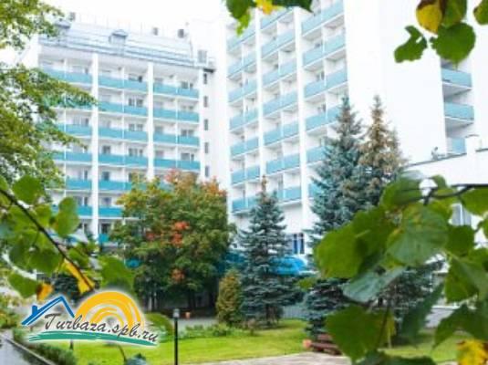 Загородный отель «Гелиос»