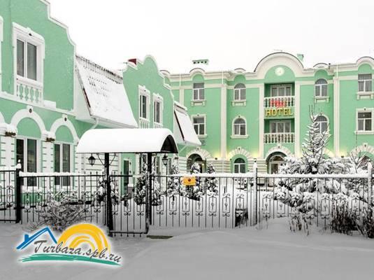 Отель «Александрия Петергоф»