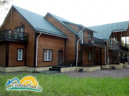 Загородный гольф-отель «НЕССИ»