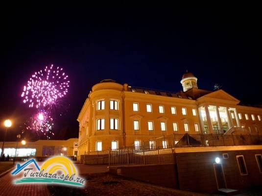 Загородный СПА комплекс «Residence Hotel & SPA»