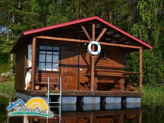 рыбацкие домики в спб