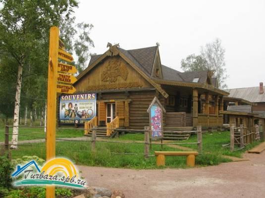 Комплекс «Русская деревня «Шуваловка»