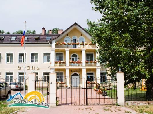 Гостиница «Елизар-Отель»