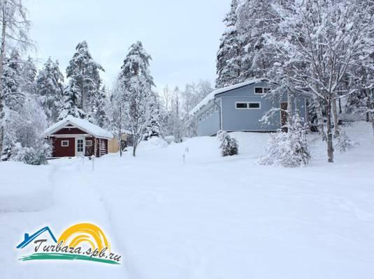 Дом для отпуска «Rauhala Place»