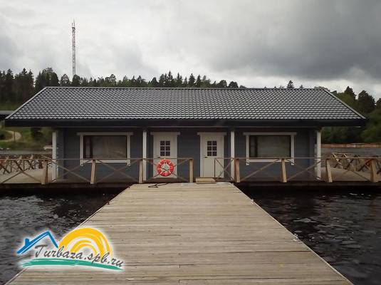 Дом для отпуска «Houseboat Rauhala»