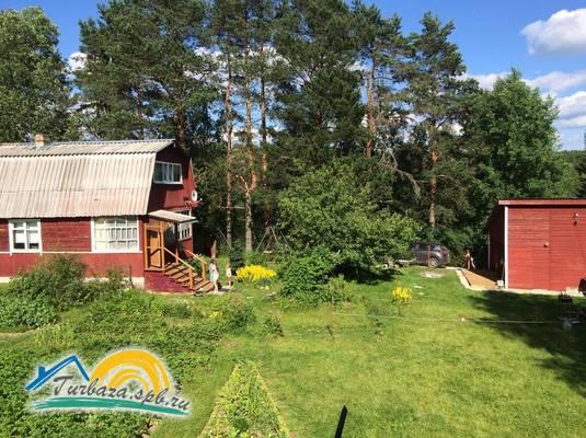 Загородный дом «Дом на озере Суоярви»