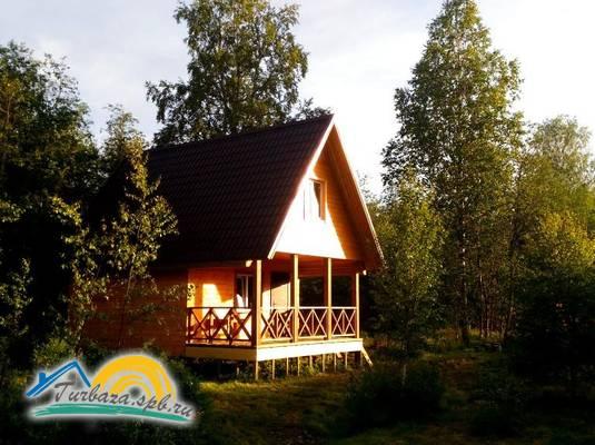 Комплекс гостевых домов «Домики на берегу озера»