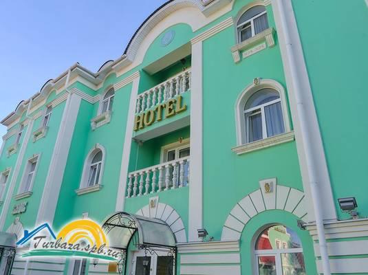 Гостиница «Александрия-Петергоф»