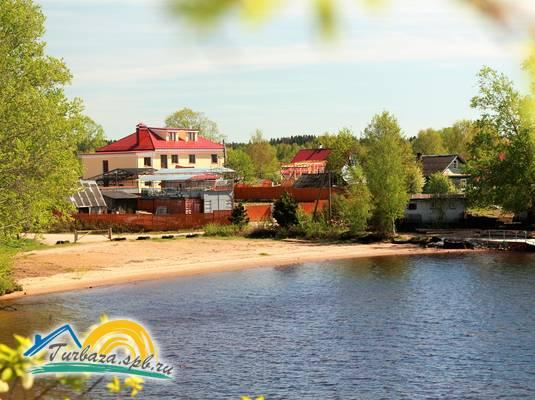 База отдыха Усадьба «Усть-Боярское»
