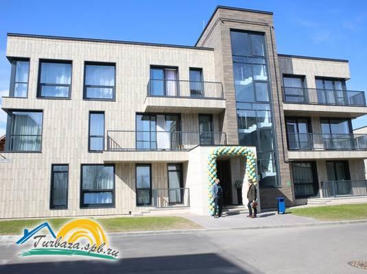 Апарт-отель «Охта Ski Resort»