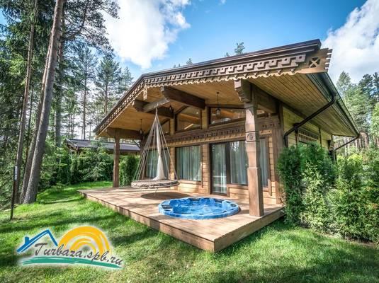 Курортный отель «Охта Парк»